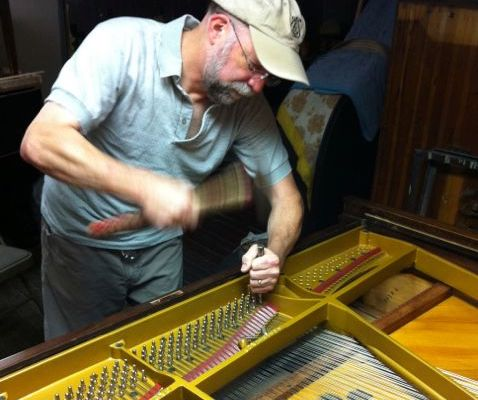 Do you need to get your piano tuned?